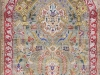 Antique Persian Tabriz Prayer Rug