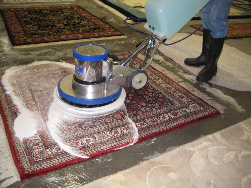 Exceptional Oriental Rug Cleaning