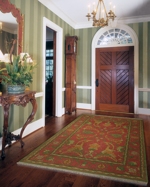Foyer Amp Entryway Rugs Mark Gonsenhauser S Virginia Beach