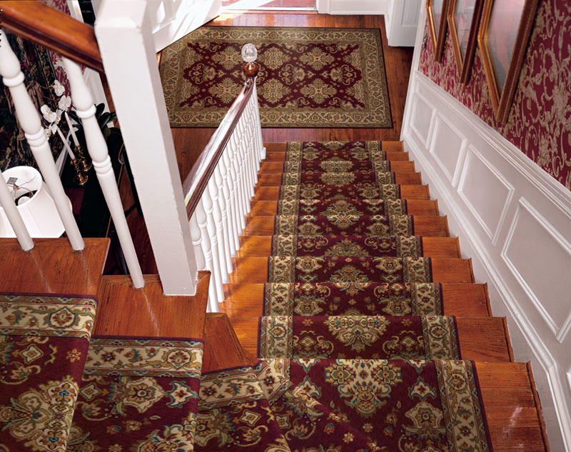 Carpet Installation Plus Stair Runners Brass Stair Rods