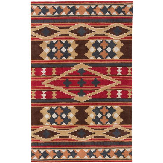 Southwestern rugs indian style rugs virginia beach rug for Southwestern flooring