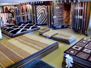 Contemporary Rug Department