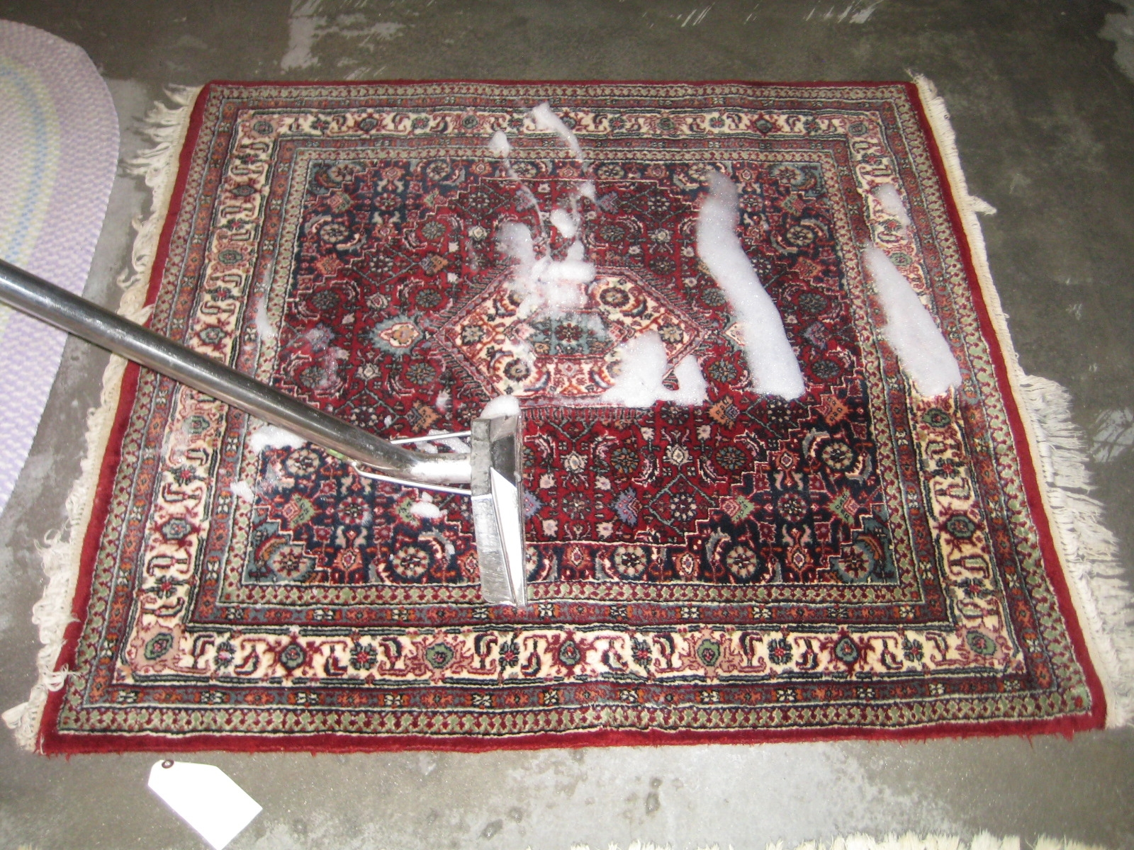Professional Hand Wash Rug Cleaning And Area Dry