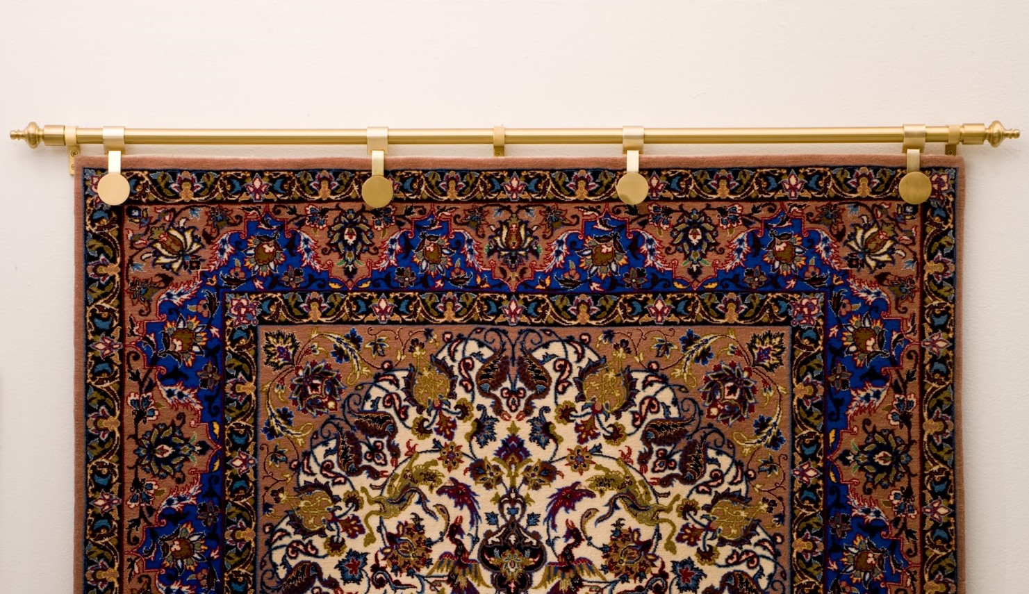 How To Hang An Oriental Rug On The Wall Area Ideas