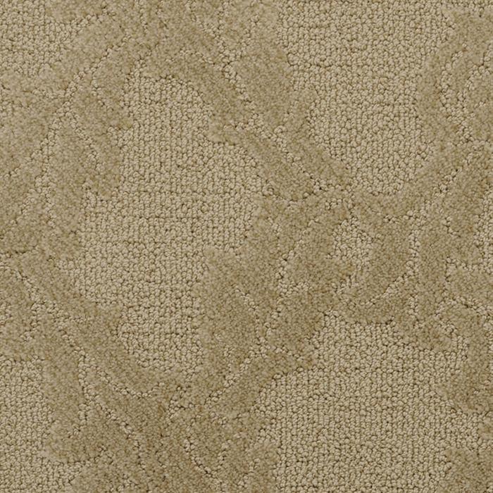 Loop Pile Berber Carpet in Wool, Nylon