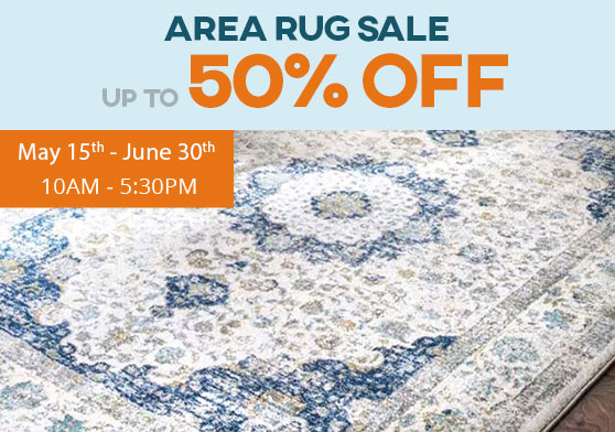 50% off May Sale